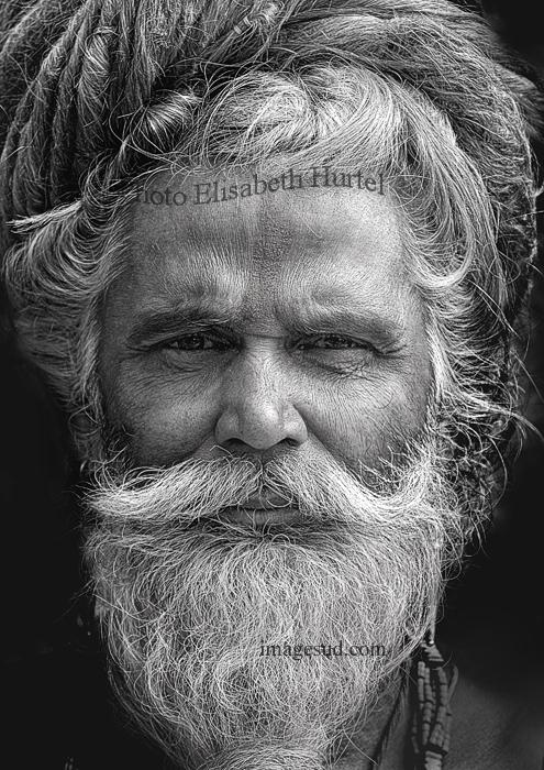 Portrait, India
