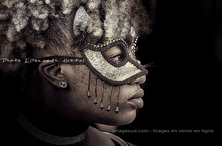 carnival, black and white