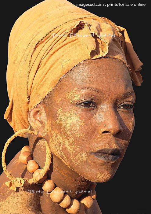 Portrait, West-Indies