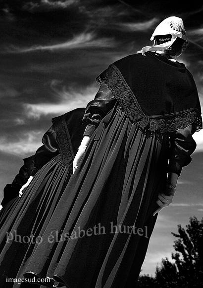 Ambiante celtica, danza en Bretaña, fotografia artistica en blanco y negro