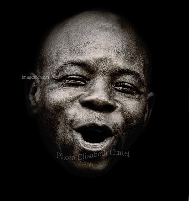 El cantante, musica en blanco y negro