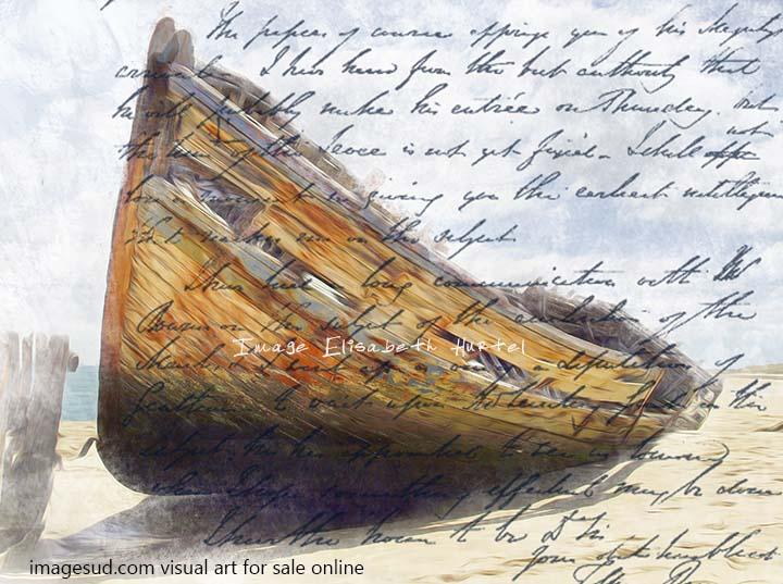 Art numéeique lettre de marin 3