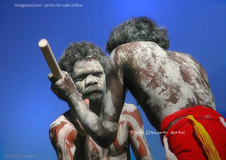 Combat rituel, Australie