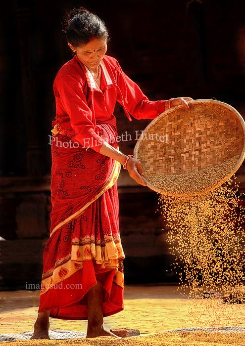Nepal : photo decoration