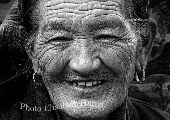 Sourire du Tibet / Tibet smile