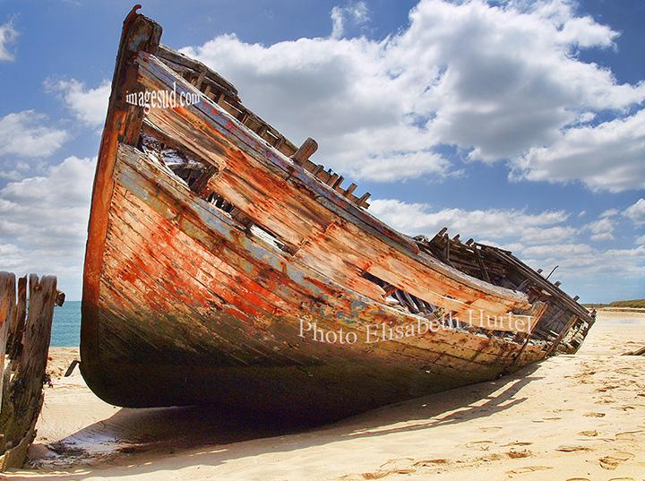 cimetiere marin, photographie d'art, mer et bateaux