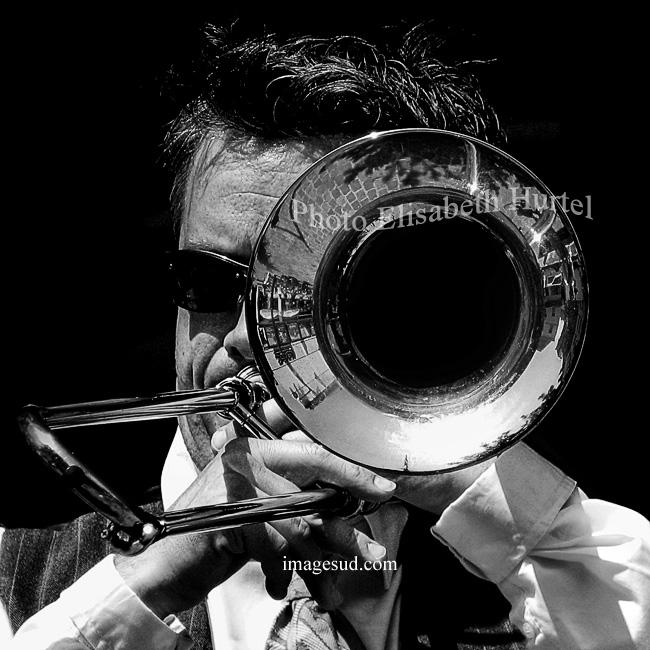 L'oeil du jazz te regarde, portrait de trompettiste