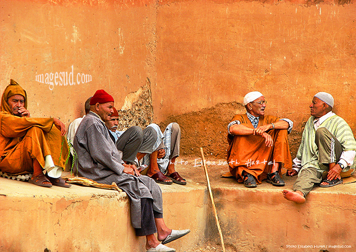 Ambiance du maroc