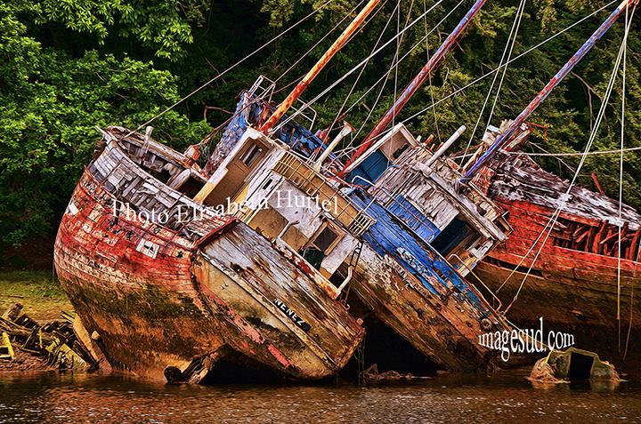 cimetiere marin, photographie d'art