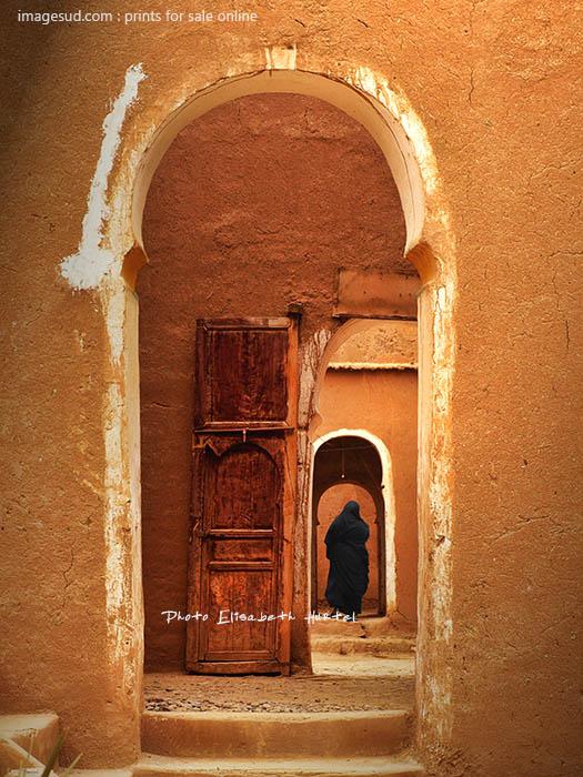 Au Maroc, esthétique de rue