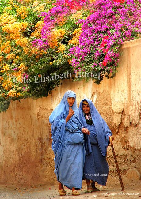 Ambiance et couleurs du Maroc