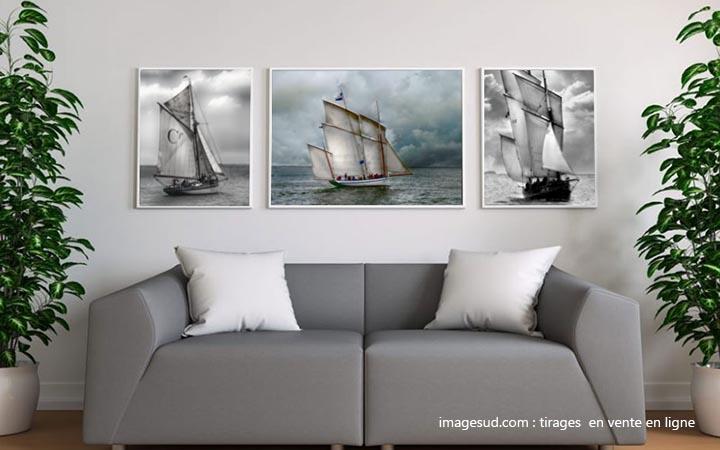Posters, panneaux muraux, tirages d'art pour décoration d'interieur