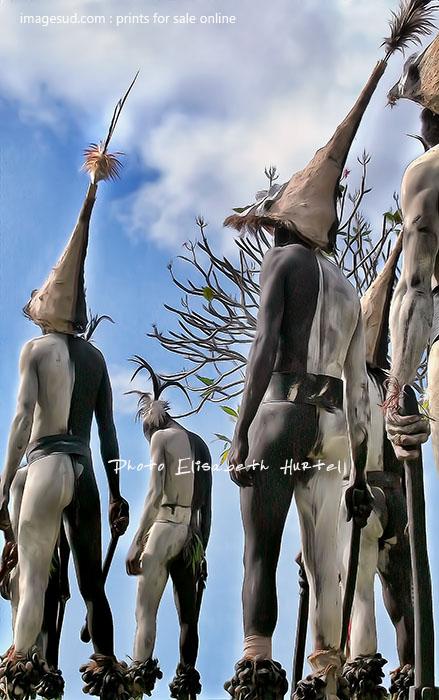 Danse rituelle au Vanuatu