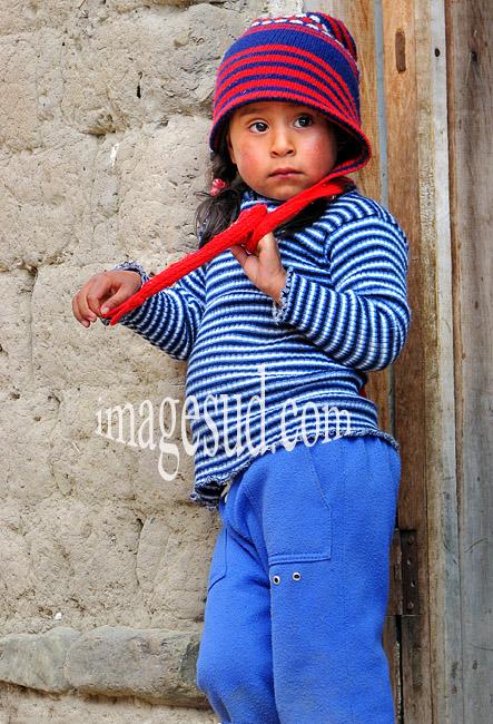 Enfant des Andes, Bolivie