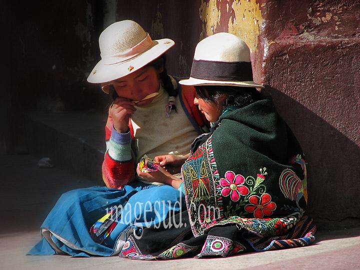 Enfants des rues, Bolivie
