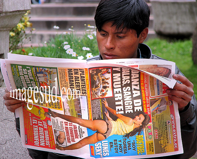 La presse, Amérique du sud