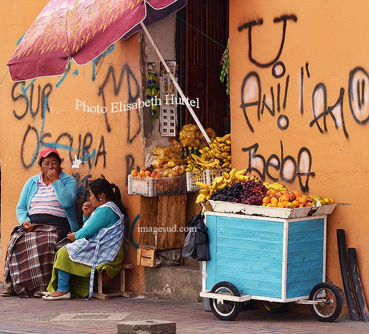 Ambiance latine. America latina atmosphere.