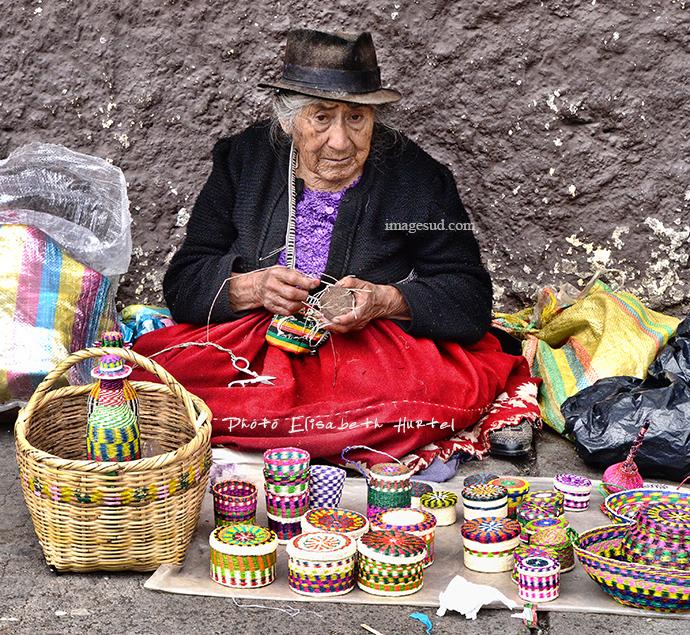 Vannerie, Cuenca