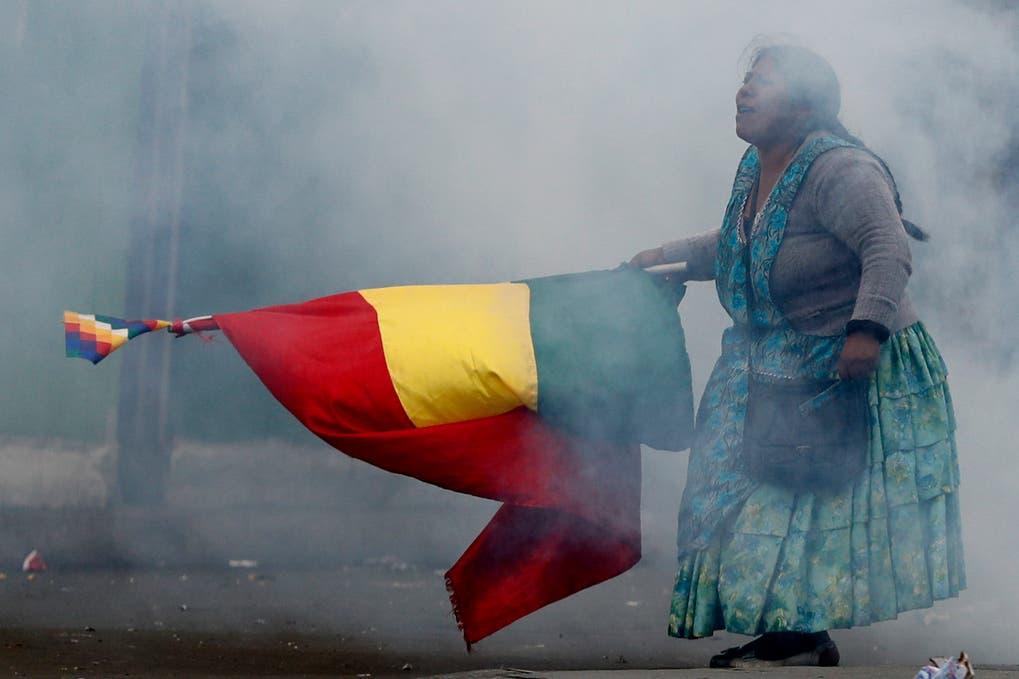 Non au coup d'état en Bolivie