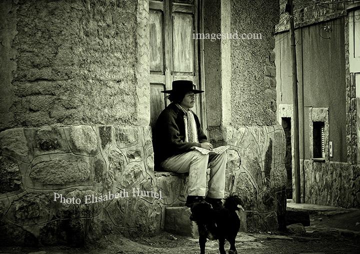 Le blues du gaucho, Argentine