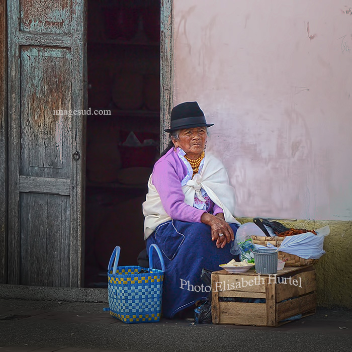 Petit commerce en Equateur, Ecuador