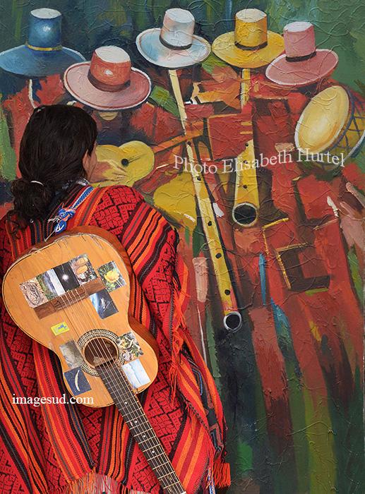 Musique des Andes, Andean music, Musica de los Andes